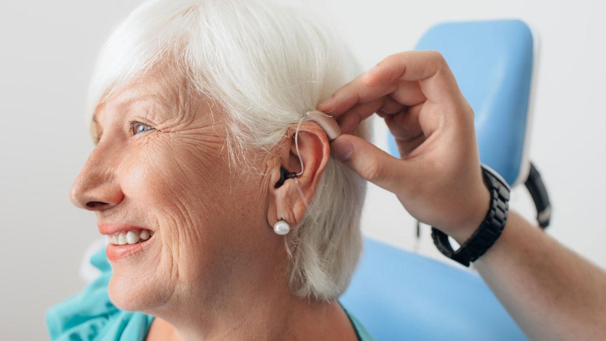 слуховой аппарат для пенсионера